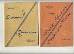 Sint-Truiden :  Schouwen : STULTIENS Gebr. ( Ieder Boekje 56 Paginas Met Verschillende Schouwen ) 18 X 13.5 Cm ( See All - Livres, BD, Revues