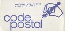 Carte Informative Code Postal 35132 Vezin Le Coquet - Zipcode