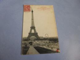 TOUT PARIS ...TOUR EIFFEL ...GRANDE ROUE ET TROCADERO - Tour Eiffel