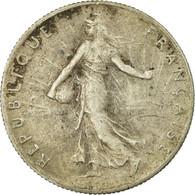 Monnaie, France, Semeuse, 50 Centimes, 1898, Paris, TB+, Argent, Gadoury:420 - Frankreich