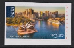 Australia 2019 Beautiful Cities $3.20 Sydney Self-adhesive MNH - Ungebraucht