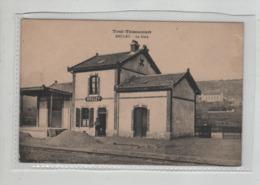 Toul Thiaucourt Bruley La Gare 1915 - Toul