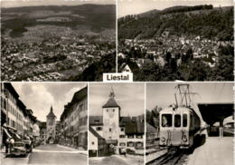 Liestal - 5 Bilder (013040) - BL Basle-Country