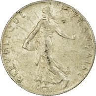 Monnaie, France, Semeuse, 50 Centimes, 1899, Paris, TB+, Argent, Gadoury:420 - France