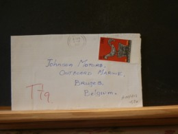 A10/717  LETTRE EIRE   1981 TO BELG. - Lettres & Documents
