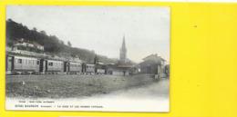 BAURECH Rare Colorisée La Gare Et Les Grands Coteaux (Guillier) Gironde (33) - Autres Communes