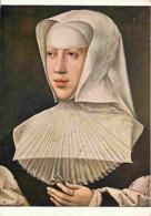 Histoire - Peinture - Portrait - B Van Orley - Marguerite D'Autriche - Voir Scans Recto-Verso - Histoire