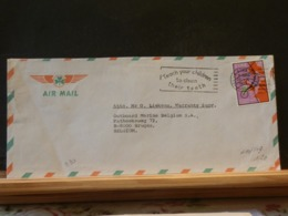 A10/719  LETTRE EIRE   TO BELG.  1973 - 1949-... Republic Of Ireland