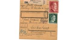 Colis Postal  / De St Martin In Tuchein (  Kärten )  /  9-2-43 - Deutschland