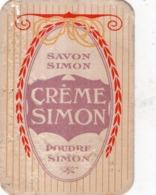 SAVON SIMON  CARTE PARFUMEE 7.5 X 5 - Vintage (until 1960)