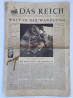 Magazine / Newspapers NO000015 - Das Reich #12 Deutschland (Germany) 1944-03-19 - Unclassified