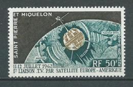 SAINT PIERRE ET MIQUELON 1962 . Poste Aérienne N° 29 . Neuf ** (MNH) - Unused Stamps