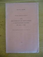 LES MOUVEMENTS DE POPULATIONS à SAINT-ROMAIN D'URFE De 1612 à 1946 (1946) - Rhône-Alpes