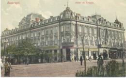 Bucuresti : Hotel De France. - Romania