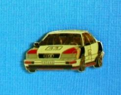 1 PIN'S //  ** AUDI V8 QUATTRO N°44 / DTM / 1990 / 1991 / 1992 ** - Audi