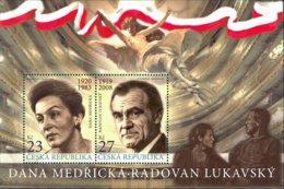 ** A 1049 - 1050 Czech Republic D. Medricka And R. Lukavsky 2019 - Tschechische Republik