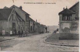 ST GERMAIN LES CORBEIL  LE VIEUX MARCHE - France