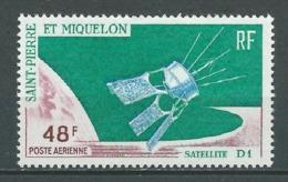 SAINT PIERRE ET MIQUELON 1966 . Poste Aérienne  N° 35 .  Neuf  **  (MNH). - Unused Stamps