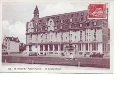62 LE TOUQUET Cpa Le Grand Hotel - Le Touquet