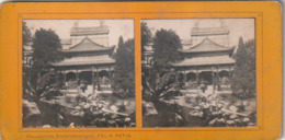 Photostéréoscopique - Exposition 1900 - Pavillon De La Chine - Félix Potin -  Photographe SIP - Stereo-Photographie