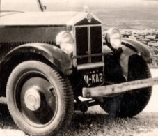 Automobile 1935 Photo - Automobiles