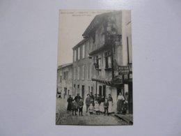 CPA 31 HAUTE GARONNE - VERFEIL : Rue Vauraise - Verfeil