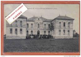 Carte Postale 01. Villars-les-Dombes  Hôpital Trés Beau Plan - Villars-les-Dombes