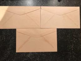 3 Enveloppes 1er Jour Jeux Olympiques - Gebraucht