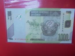 CONGO 1000 FRANCS 2005 PEU CIRCULER/NEUF - Congo