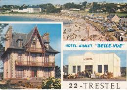 CPSM TRESTEL HOTEL CHALET BELLE VUE - Frankrijk