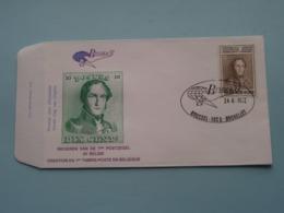 BELGICA 72 > Invoeren Van De 1ste Postzegel ( Rodan ) Anno 1972 ( Zie Foto Voor Detail ) ! - 1971-80