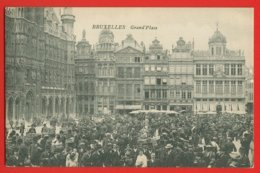 846 - BELGIQUE - BRUXELLES - Grand'Place - Monumenti, Edifici