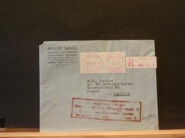 A10/762 LETTRE VIETNAM POUR LA BELG. 1974 - Viêt-Nam