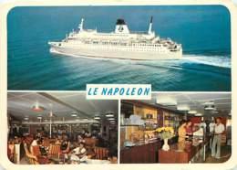 20 - Corse - Le Napoléon - Multivues - Bateaux - Voir Scans Recto-Verso - Francia