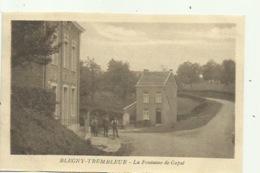 Blegny - Trembleur - La Fontaine De Gopsé - Blégny