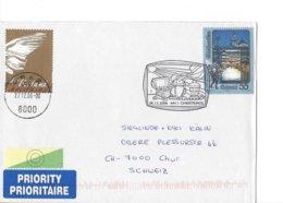 22368 - Christkindl 28.12.2006  Pour Chur+ Vignette  Graz 27.12.06 - Noël