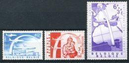 (B) 1147/1149 MNH** 1960 - Luchtbrug Naar Congo. - Belgium