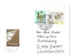 22372 - Christkindl 03.01.2008 Pour Balzers Liechtenstein - Noël