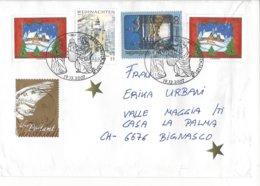 22373 - Christkindl 19.12.2007 Pour Bignasco - Weihnachten