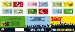 France 2019 - Carnet Astérix TOUS TIMBRÉS ! TOUS IRRÉDUCTIBLES !  ** - France