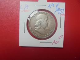 U.S.A 1/2$ 1952 ARGENT (A.11) - Bondsuitgaven