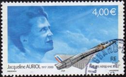 France Oblitération Cachet à Date N° PA  66 - Poste Aérienne - Jacqueline Auriol - Poste Aérienne