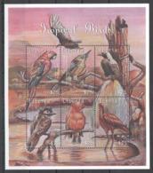 W604 LIBERIA FAUNA TROPICAL BIRDS 1KB MNH - Other