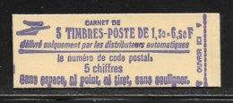 FRANCE  ( FRCUC -  31 )  N° YVERT ET TELLIER  N° 2059 C1   N** - Carnets