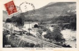 ALET-Les-Bains  La Gare - Francia