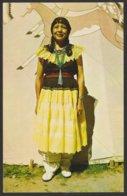 USA - NEW MEXICO - Taos Indian Pueblo  : KNPOBO - CRADLE FLOWER - Etats-Unis