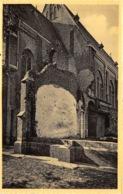 Eeklo  Balgerhoeke  Sint-Antoniuskerk Nog Te Herstellen Puin      L 1207 - Eeklo