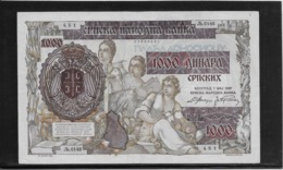Serbie - 1000 Dinara - Pick N°24 - SUP - Serbia