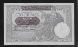 Serbie - 100 Dinara - Pick N°23 - SPL - Serbien