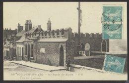 D 62 - BOULOGNE-SUR-MER - La Chapelle Des Marins - Voyagée 1921 - Boulogne Sur Mer